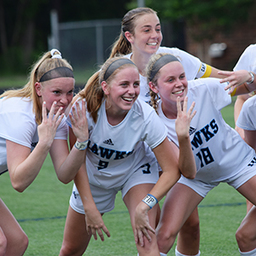 Four in a Row! Girls' Soccer Wins Another NCISAA Championship