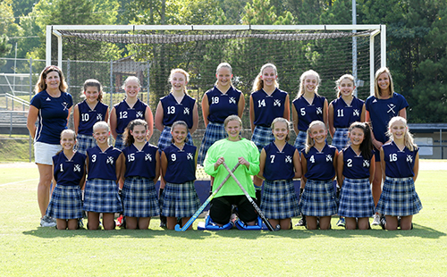 7th Grade Field Hockey