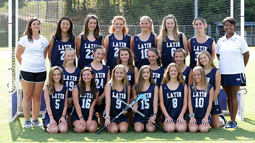 8th Grade Field Hockey