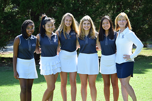 Varsity Girls' Golf