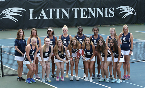 Varsity Girls' Tennis