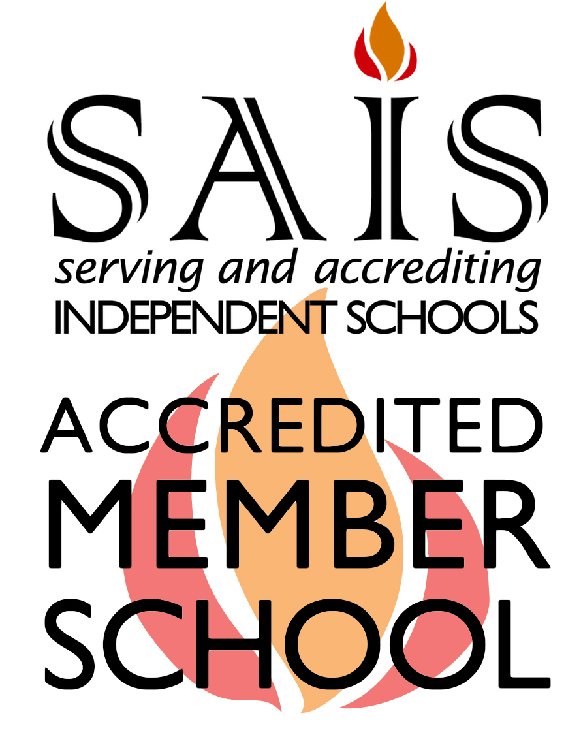 Accredited member of SAIS logo